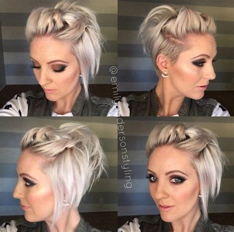 shaved side prom hairstyles 25 best ideas about shaved side hairstyles on pinterest