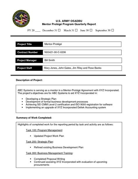 Formal Report Outline Template Formal Report Docstoc Documents Templates 7 Formal Lab
