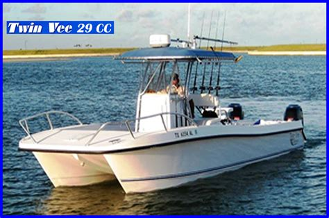 twin hull boats boats fishvenice