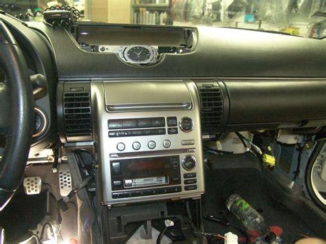 infiniti g35 stereo infiniti g35 touch screen radio installation audiofonixx
