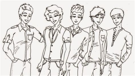 coloring pages one direction online 1d fan page one direction coloring pages
