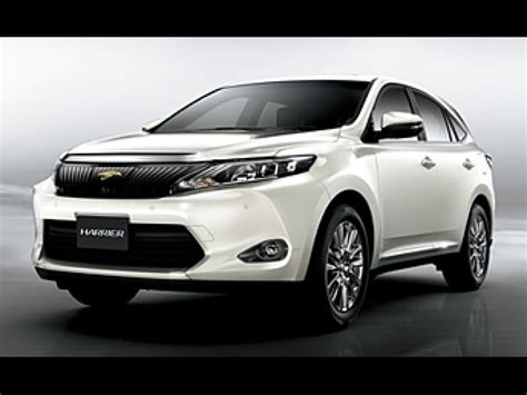 Toyota Harrier 2 0 toyota harrier 2 0 premium 車主網 driver hk