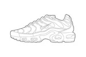 nike outline pictures to pin on pinterest pinsdaddy