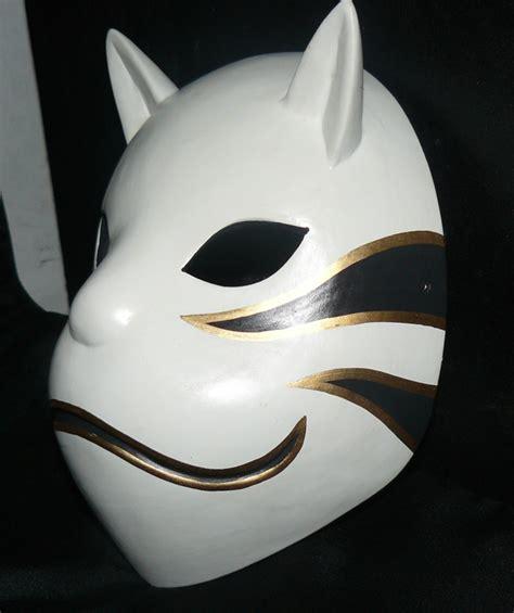 Masker Kakashi kakashi anbu mask mask the best quality wooden
