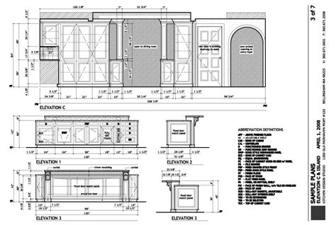 kitchen details and design construction plans kitchen design studio
