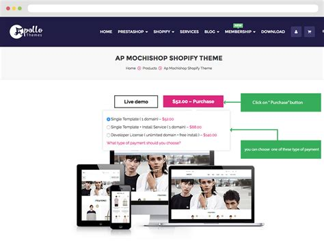 html themes buy how to buy theme from apollotheme com