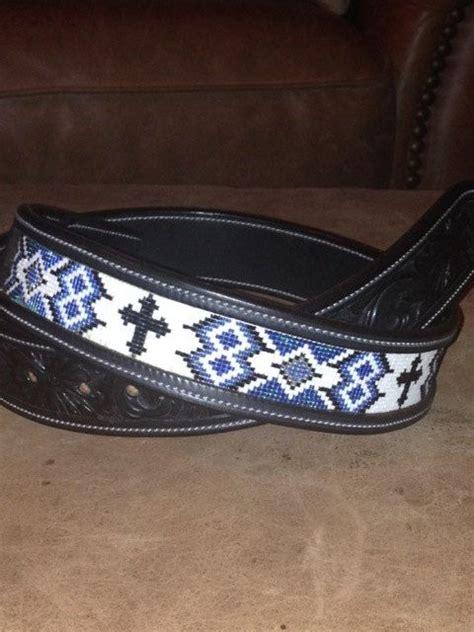 Handmade Beaded Belts -