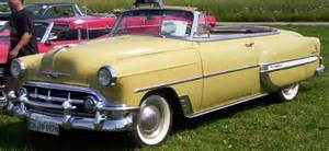 1953 Chevrolet Convertible File 1953 Chevrolet Convertible Jpg