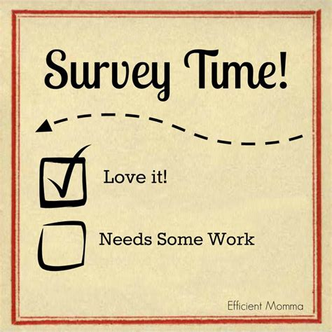 Take The Budget Fashionistas Shopping Survey The Budget Fashionista by I Need Your Opinion Survey Time Efficient Momma