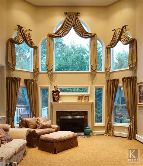 Two Story Curtains 17 Best Images About Curtain Idea On Pinterest Curtains Drapes Window Treatments And