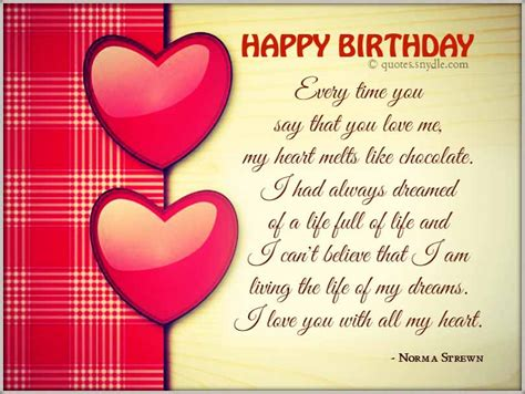Happy Birthday Quotes For Boyfriend Boyfriend Happy Birthday Quotes Birthday Wishes Quotes