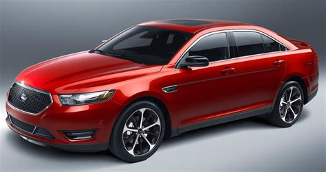 2017 ford taurus sho limited review specs price and