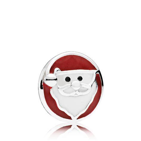 pandora element enamel santa charm 792168enmx
