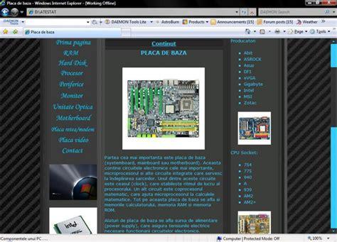 calculator jr pass atestat informatica html componentele unui calculator