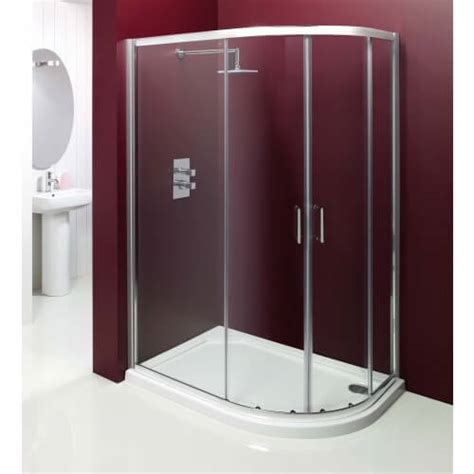bathroom showers for sale moods 900mm x 760mm 6mm safety glass 2 door offset