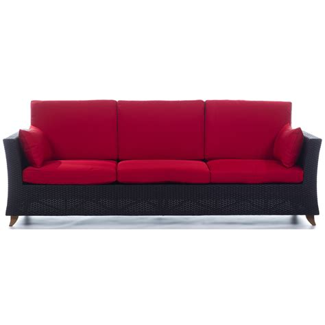 deep seating couch rattan deep seating sofa
