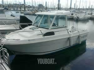 bateau jeanneau merry fisher 580 cabine p 234 che promenade