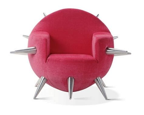 funky chair design called quot the bomb quot chairs pinterest