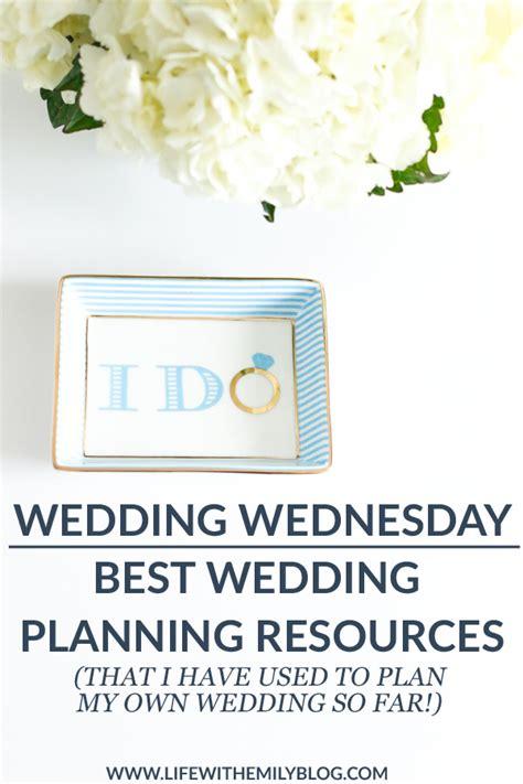 Wedding Planner Resources by Wedding Wednesday The Best Wedding Planning Resources On