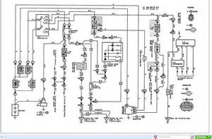 wiring diagram for 2000 toyota tacoma diagram download
