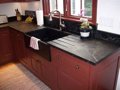 Soapstone Countertops Pros And Cons Soapstone Sink Ideas High Quality Kitchen Sinks For