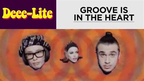 groove is in the heart deee lite what i like is sounds deee lite quot groove is in the heart quot official music video