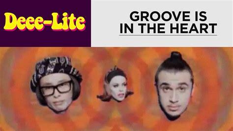 dee lite groove is in the heart deee lite quot groove is in the heart quot official music video
