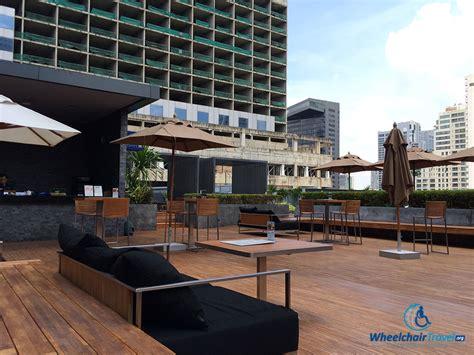 Patio Restaurant Bangkok by Hotel Review Radisson Plaza Bangkok
