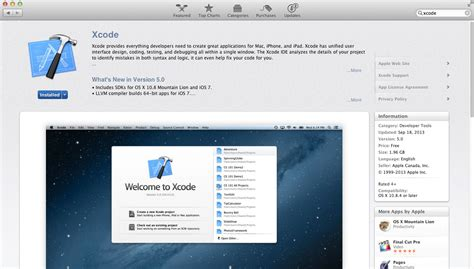 tutorial c xcode xcode tutorial create our first xcode project learning