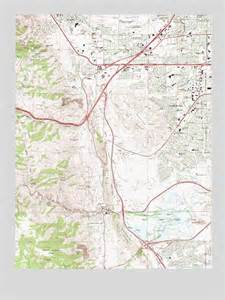 rocks colorado map morrison co topographic map topoquest