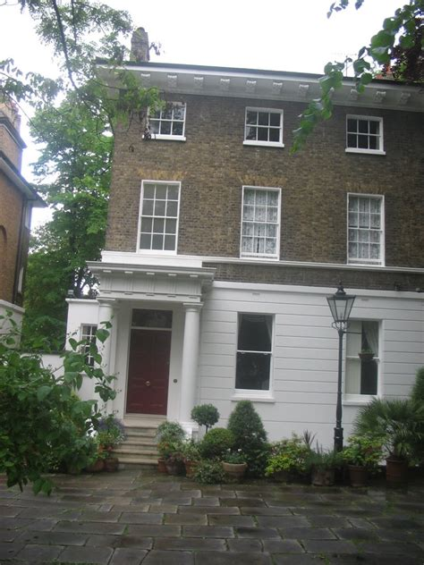 paul mccartney s house panoramio photo of paul mccartney s house in cavendish avenue 2007