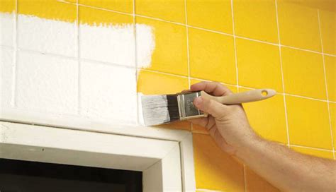 can you paint bathroom wall tile pintura de azulejos renove sem quebra quebra