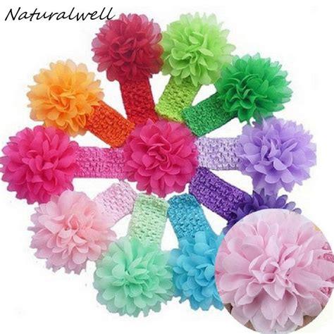 Big Flower Headband Naturalwell Baby Headbands Big Flower Headband Lace