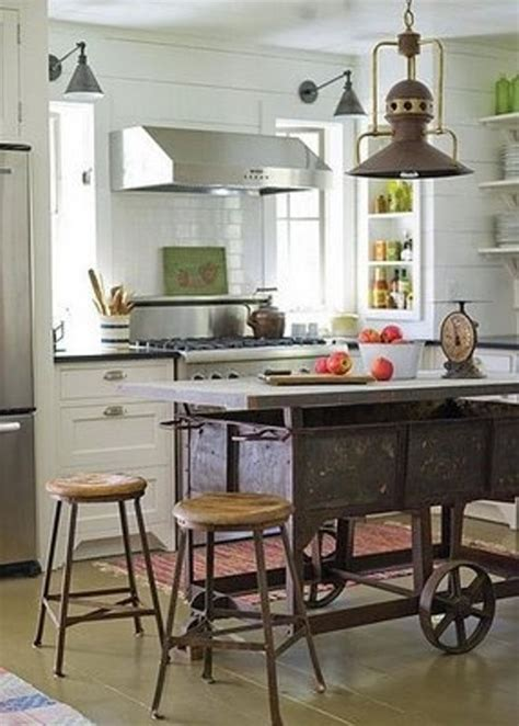 country kitchen island ideas 64 unique kitchen island designs digsdigs