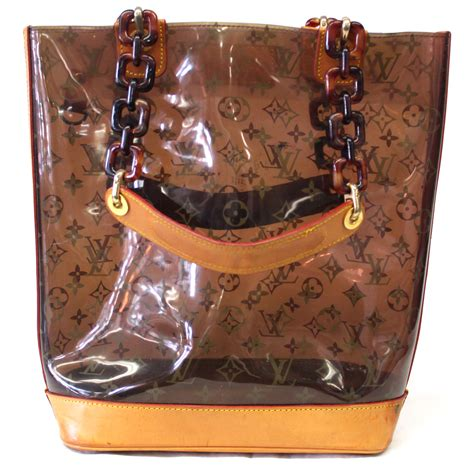 louis vuitton monogram vinyl cabas tote dreamlux studio