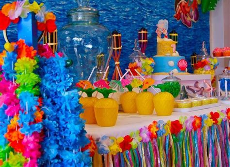hawaiian theme party richard curtain party planner and