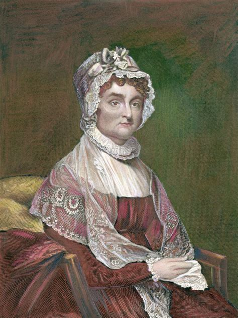 abigail adams pictures today in women s history abigail adams attacked sexism