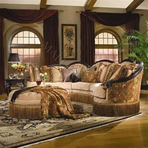tuscan couch tuscan style sofas vintage brown tuscan sofa old hickory