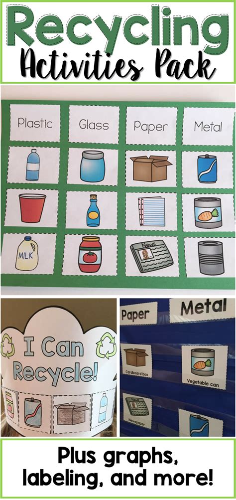 card sort activity template recycling activities crown template book activities and