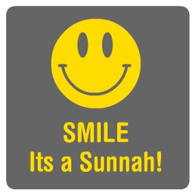 Lets Smile Its Sunnah smile alhamdulillah theraphy rialive