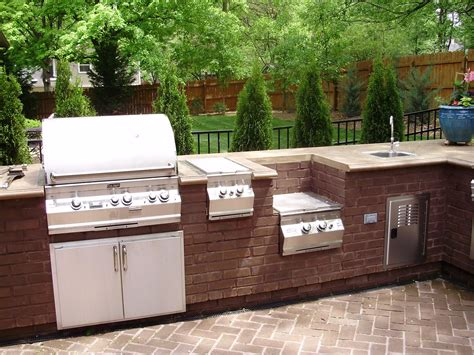 the various recommendations and ideas of the materials of the outdoor kitchen cabinets midcityeast