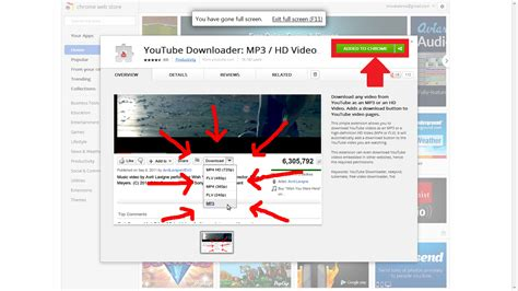 download youtube from chrome youtube downloader extension for google chrome