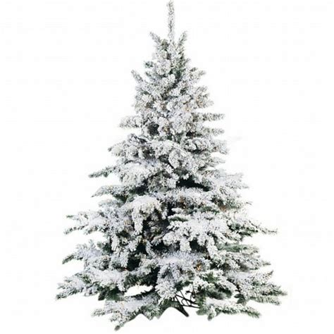 artificial christmas trees with snow pictures reference