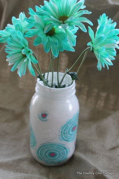 Decorating Jars With Fabric by Home Diy Home Decor And Crafts On