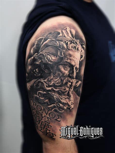 imagenes de tatuajes de zeus neptuno a javi demaria tatuajes en valencia v tattoo