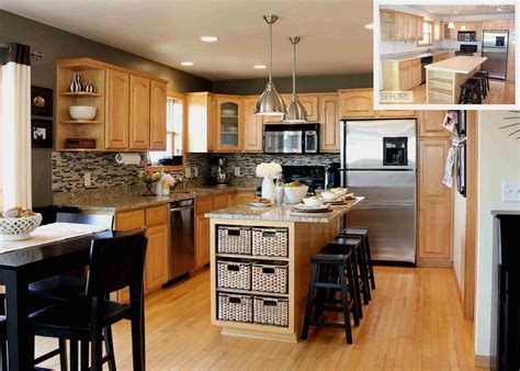 Kitchen Paint Colors With Maple Cabinets Remarkable Kitchen Cabinet Paint Colors Combinations