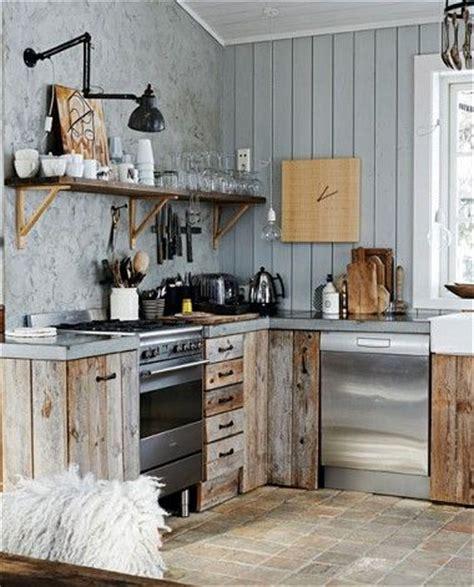 Prefab Kitchen Island kitchens doin it cabin style aka you re the kitchen