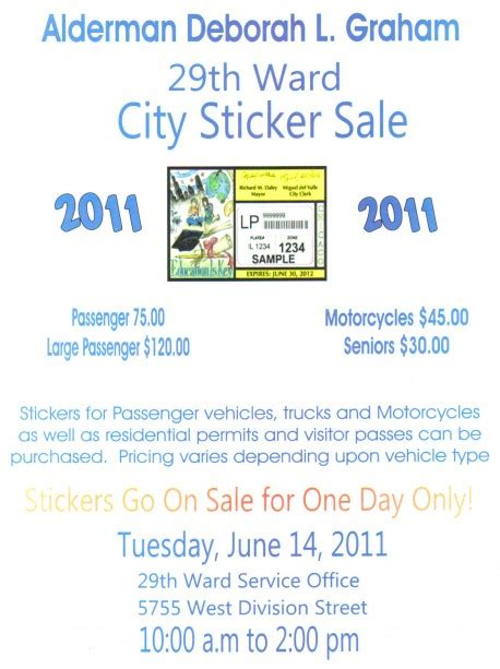 Where To Buy Chicago City Sticker