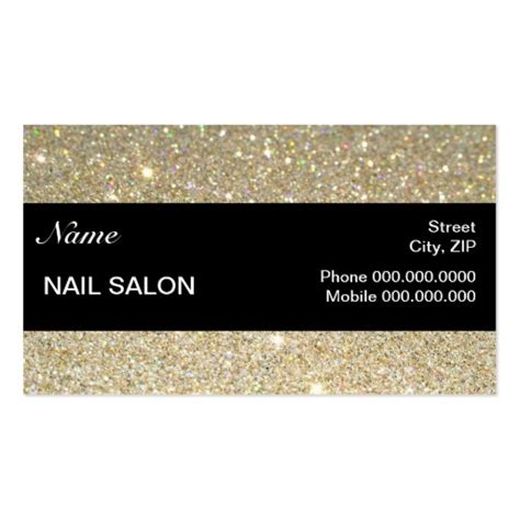 nail salon business cards 3100 nail salon business card
