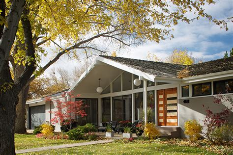 mid century modern ranch house plans mid century ranch home with modern day appeal in colorado